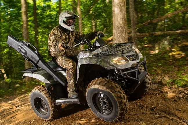2016 Suzuki KingQuad 400ASi Camo in Simi Valley, California