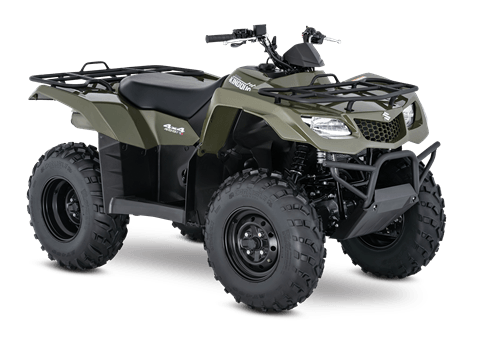 2016 Suzuki KingQuad 400FSi in Mineola, New York