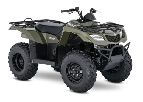 2016 Suzuki KingQuad 400FSi in Yuba City, California