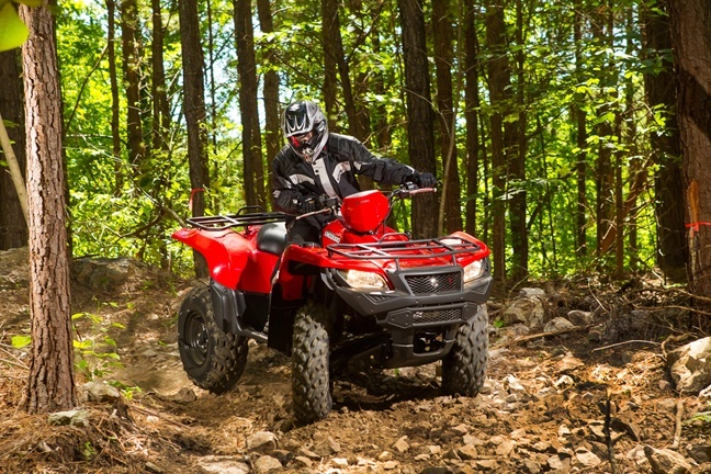 2016 Suzuki KingQuad 500AXi in Hialeah, Florida
