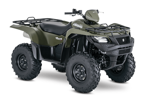 2016 Suzuki KingQuad 750AXi in Pendleton, New York