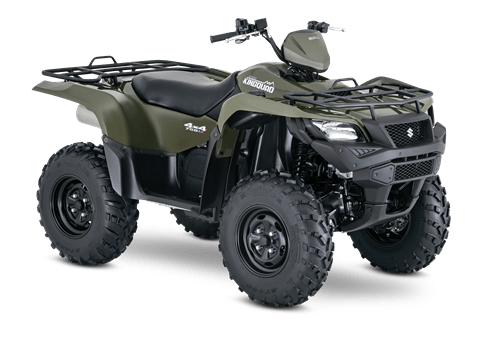 2016 Suzuki KingQuad 750AXi Power Steering in New Castle, Pennsylvania