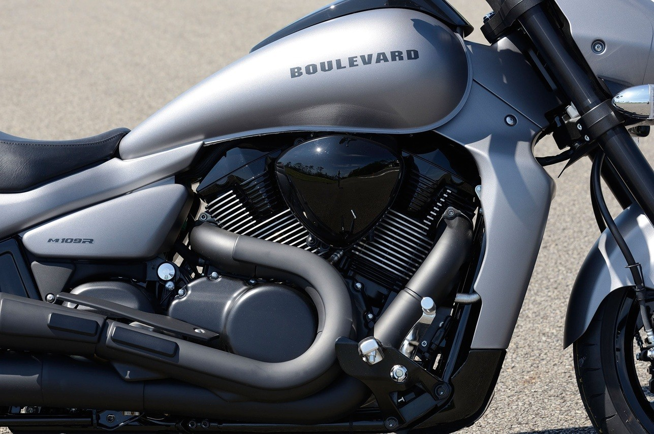 2016 Suzuki Boulevard M109R B.O.S.S. in Glen Burnie, Maryland