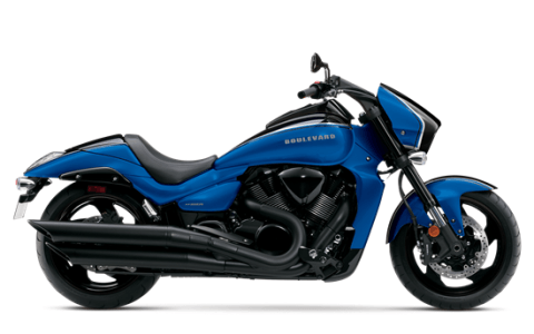 2016 Suzuki Boulevard M109R B.O.S.S. in Simi Valley, California