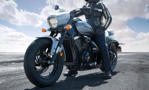 2016 Suzuki Boulevard M50 in Romney, West Virginia