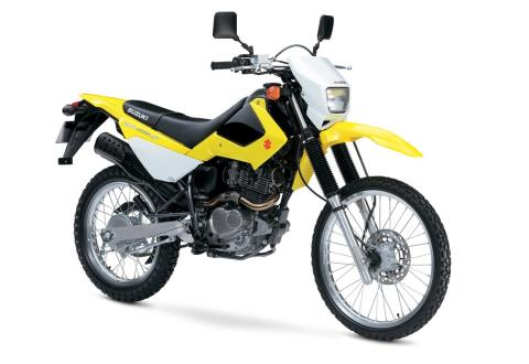 2016 Suzuki DR200S in Mechanicsburg, Pennsylvania