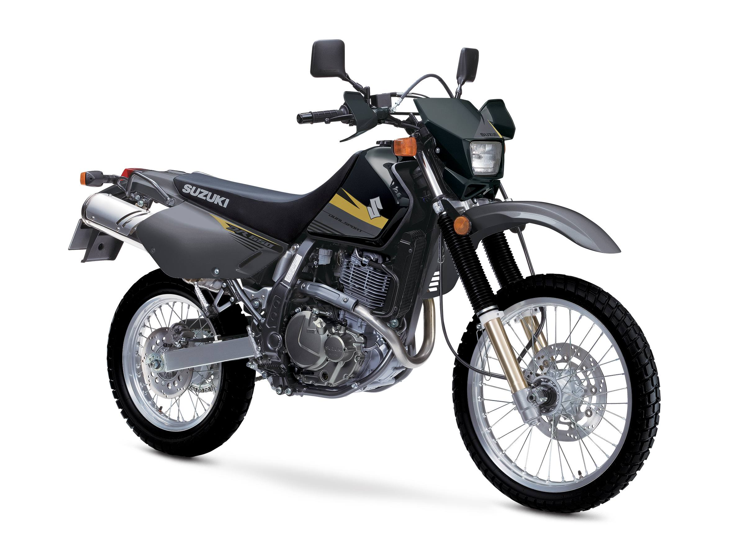 2016 Suzuki DR650S in Albemarle, North Carolina