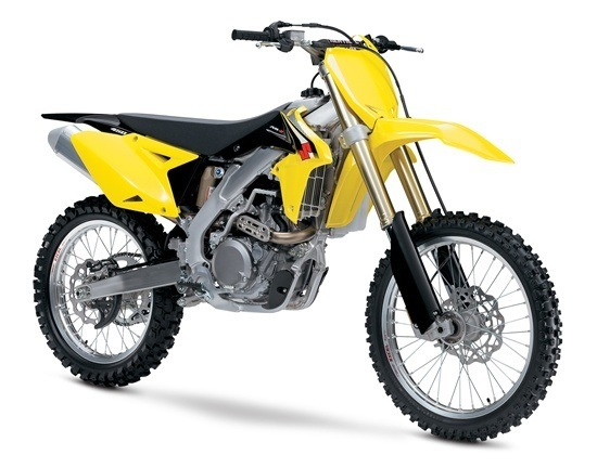 2016 Suzuki RM-Z450 in Mechanicsburg, Pennsylvania