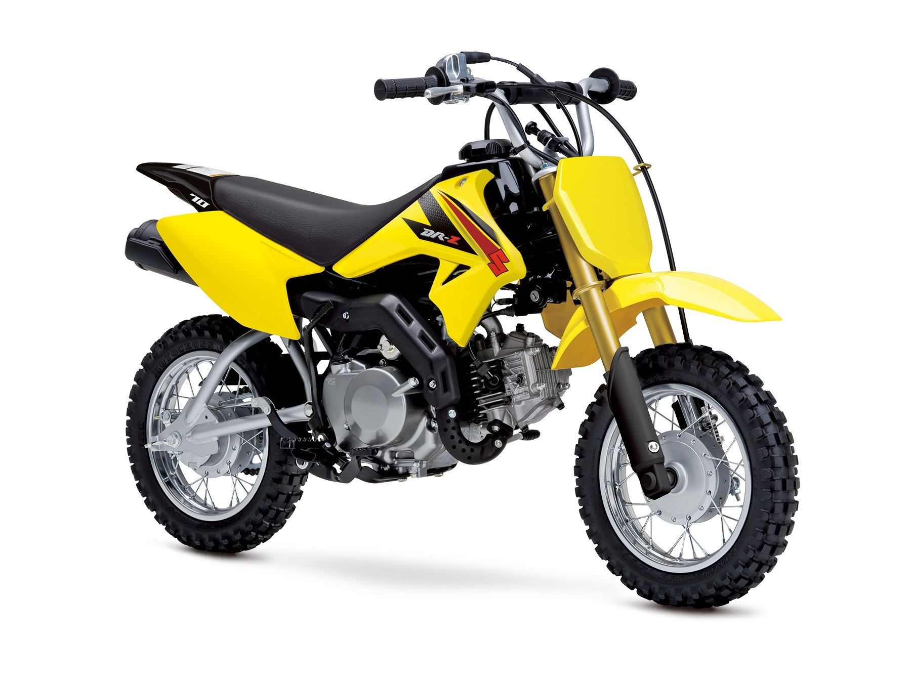 2016 Suzuki DR-Z70 in New Castle, Pennsylvania