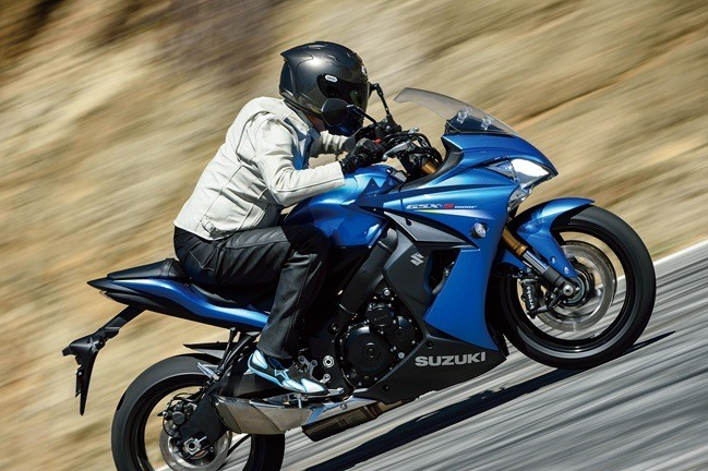 2016 Suzuki GSX-S1000F ABS in Wilkes Barre, Pennsylvania