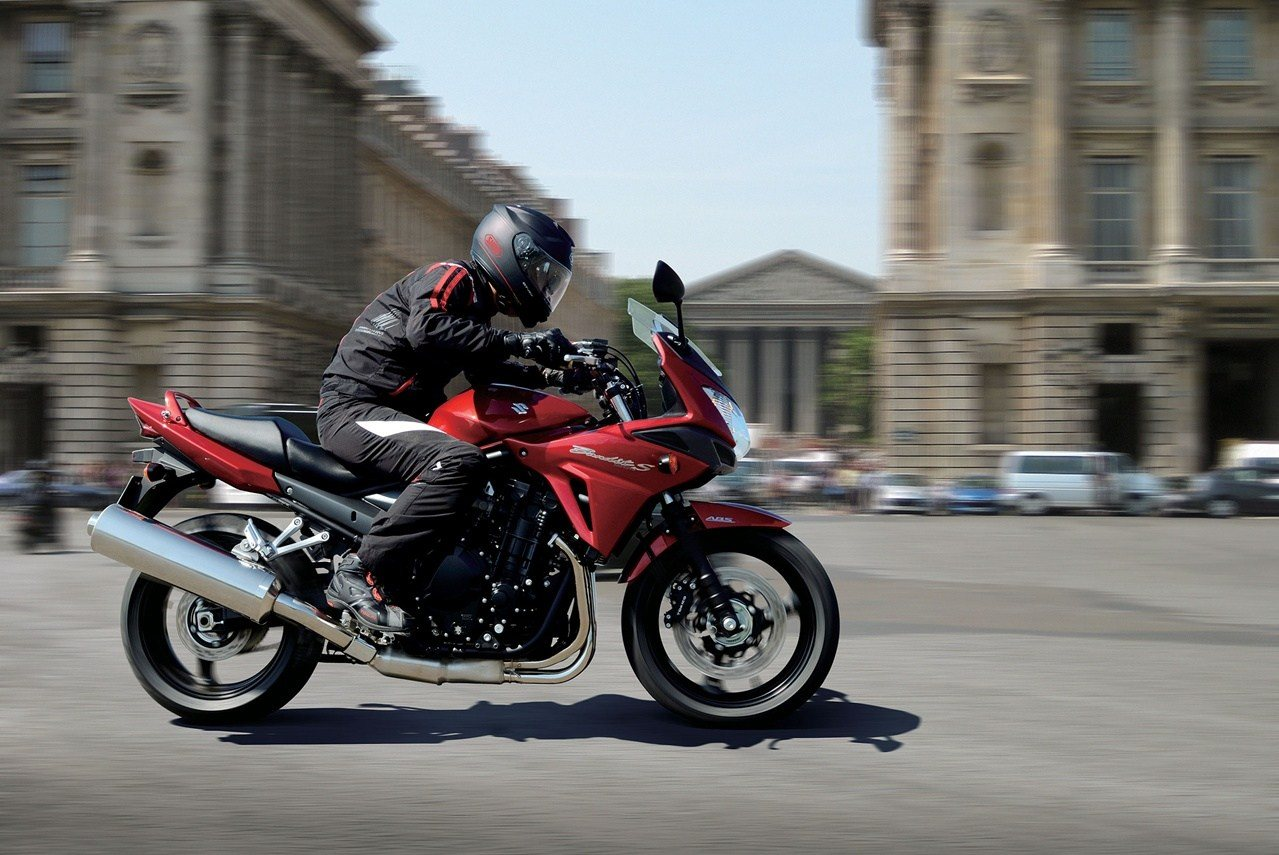 2016 Suzuki Bandit 1250S ABS in Van Nuys, California