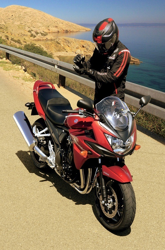 2016 Suzuki Bandit 1250S ABS in Ontario, California
