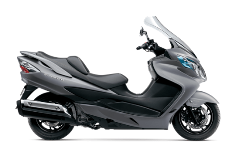 2016 Suzuki Burgman 400 ABS in Simi Valley, California