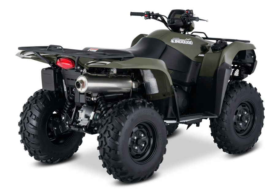 2017 Suzuki KingQuad 750AXi in Yuba City, California