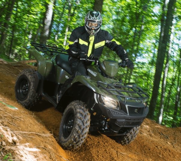 2017 Suzuki KingQuad 750AXi in Falmouth, Maine
