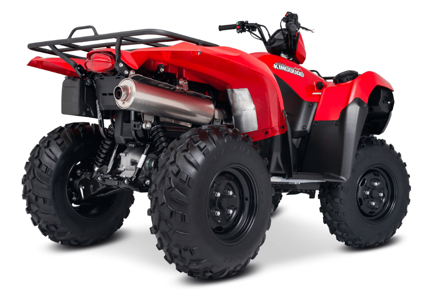 2017 Suzuki KingQuad 750AXi Power Steering in Trenton, New Jersey