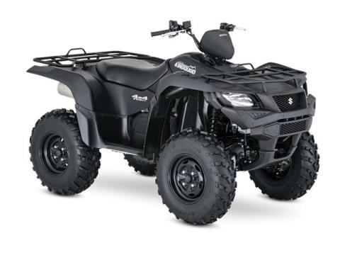 2017 Suzuki KingQuad 750AXi Power Steering Special Edition in Montgomery, Alabama