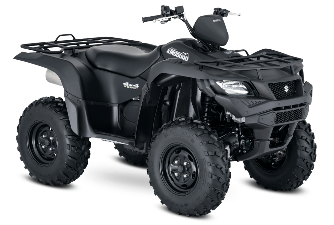 2017 Suzuki KingQuad 750AXi Power Steering Special Edition in Ozark, Missouri
