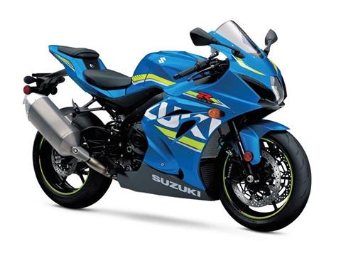 2017 Suzuki GSX-R1000 in Unionville, Virginia