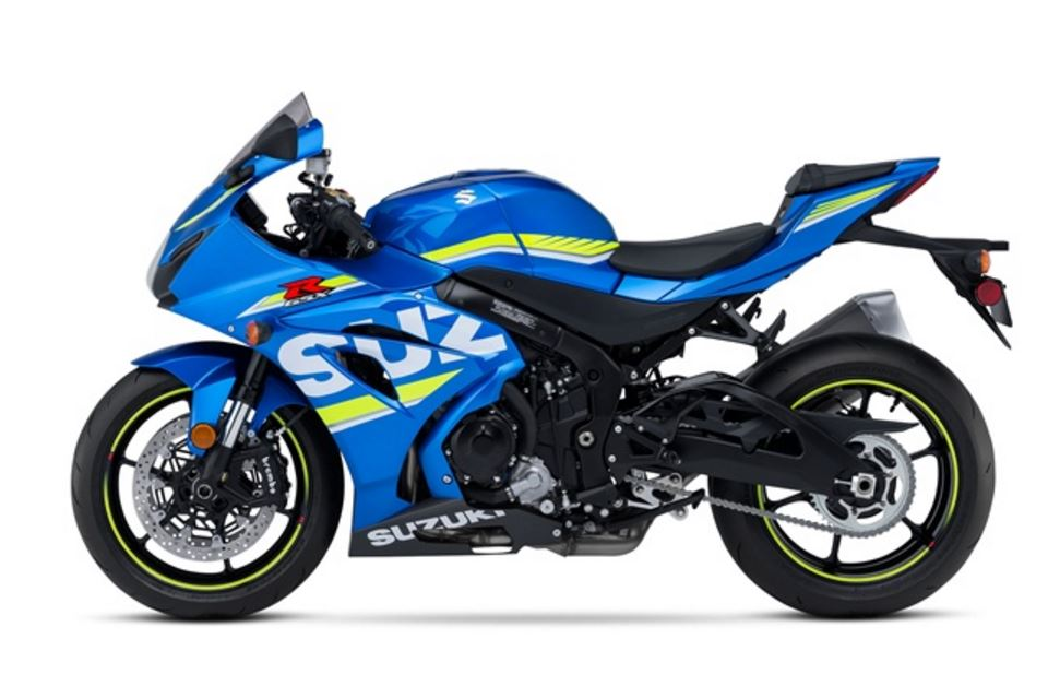 2017 Suzuki GSX-R1000 in Bremerton, Washington