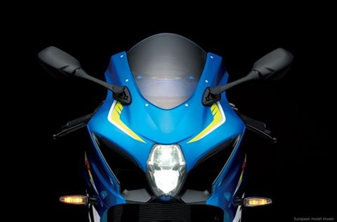 2017 Suzuki GSX-R1000 in Phillipston, Massachusetts