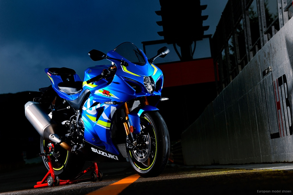 2017 Suzuki GSX-R1000R in Miami, Florida