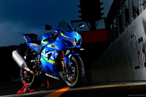 2017 Suzuki GSX-R1000R in Monroe, Washington