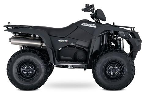 2018 Suzuki KingQuad 750AXi Power Steering Special Edition in Junction City, Kansas