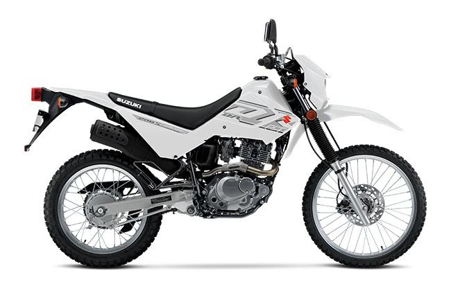 2018 Suzuki DR200S in Phillipston, Massachusetts