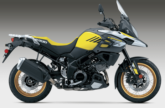 2018 Suzuki V-Strom 1000XT in Danbury, Connecticut