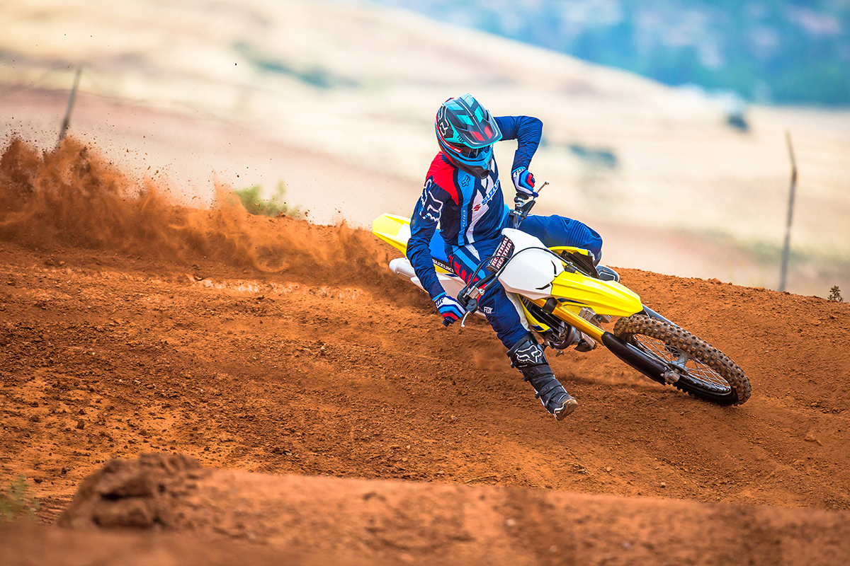 2018 Suzuki RM-Z450 in Monroe, Washington