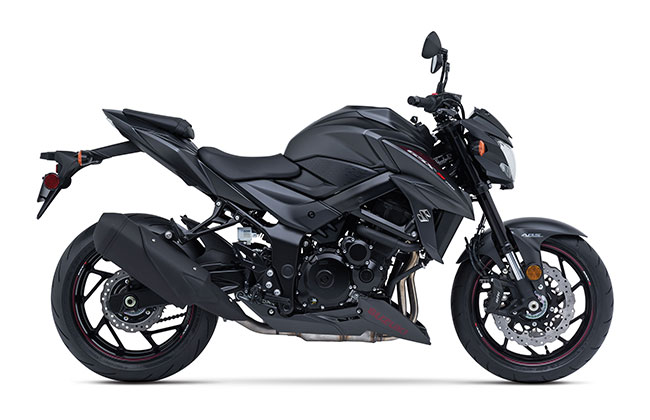 2018 Suzuki GSX-S750Z in Simi Valley, California