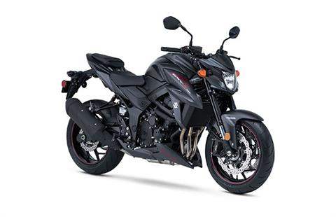 2018 Suzuki GSX-S750Z in Yuba City, California