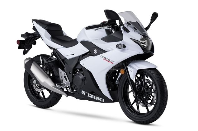 2018 Suzuki GSX250R in Laconia, New Hampshire