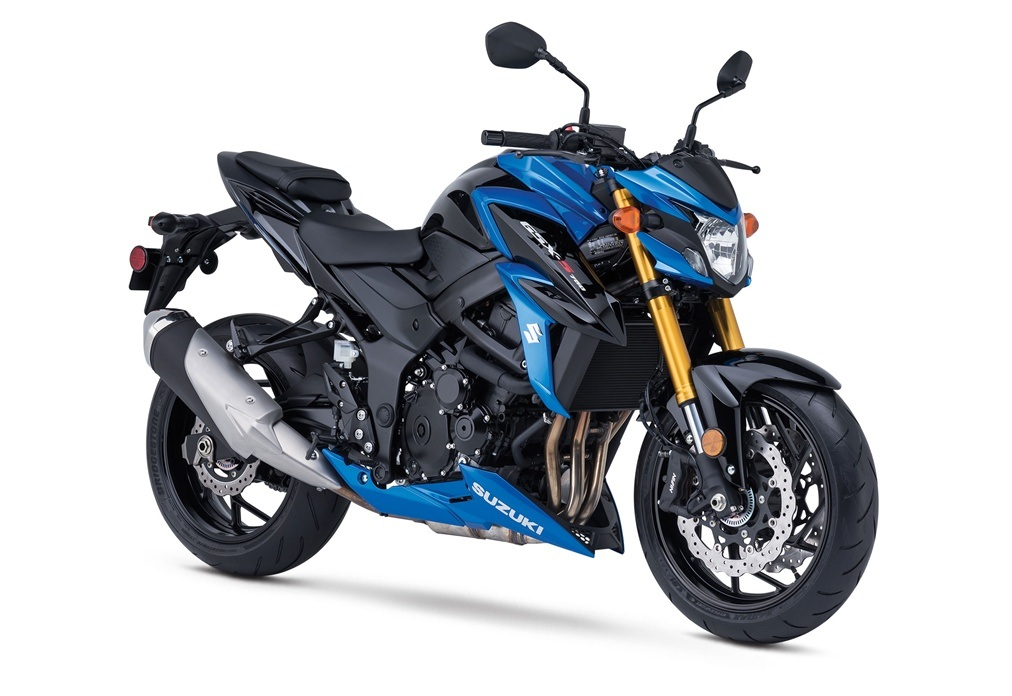 2018 Suzuki GSX-S750 in Prescott Valley, Arizona