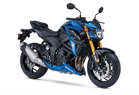2018 Suzuki GSX-S750 in Bremerton, Washington
