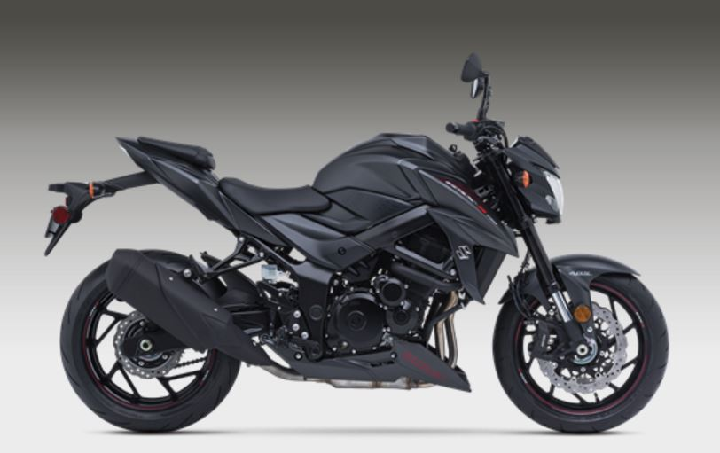 2018 Suzuki GSX-S750Z in Laconia, New Hampshire