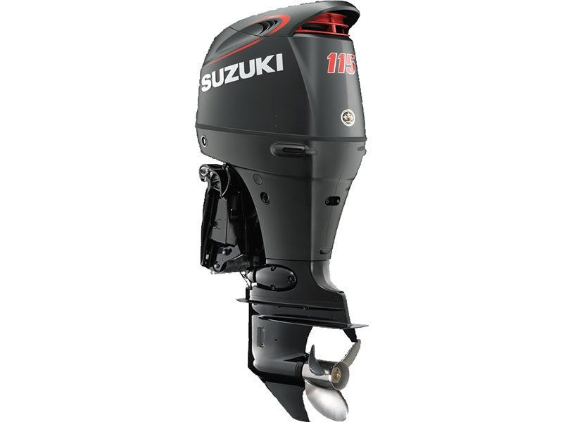 2016 Suzuki Marine DF115SSX in Newport News, Virginia