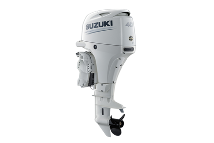 2017 Suzuki Marine DF40AL in Newport News, Virginia