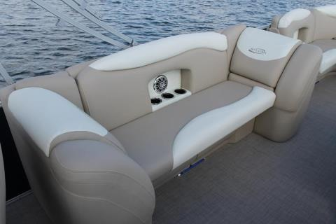 2015 Sylvan Mirage Cruise 8522 LZ PB LE in Fort Worth, Texas