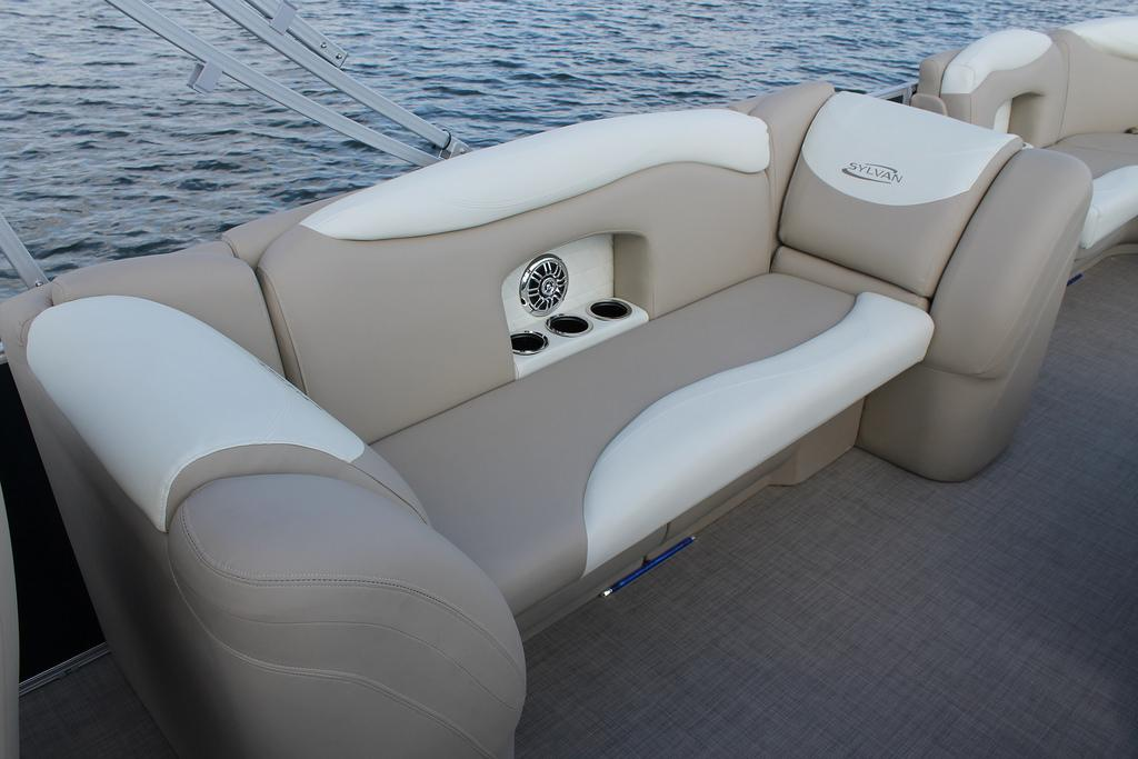 2016 Sylvan Mirage Cruise 8522 LZ LE in Fort Worth, Texas