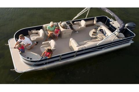 2016 Sylvan Mirage Fish 8522 4-PT in Fort Worth, Texas