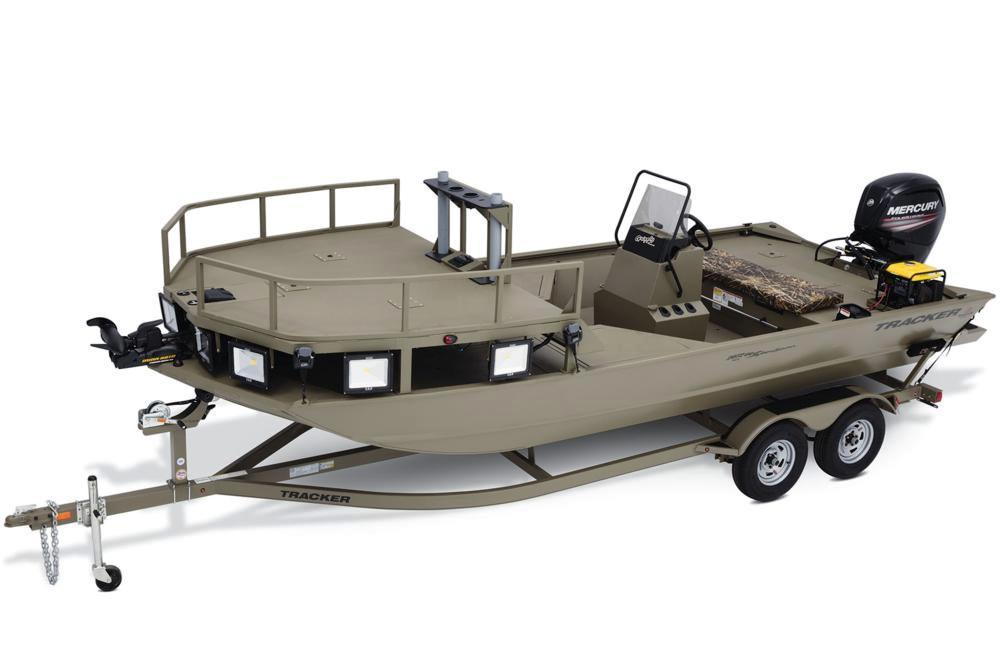 2017 Tracker Grizzly 2072 MVX CC Sportsman in Holiday, Florida