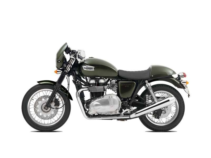 2015 Triumph Thruxton in Dubuque, Iowa