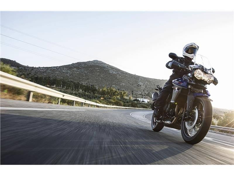 2015 Triumph Tiger 800 XRX in Kingsport, Tennessee
