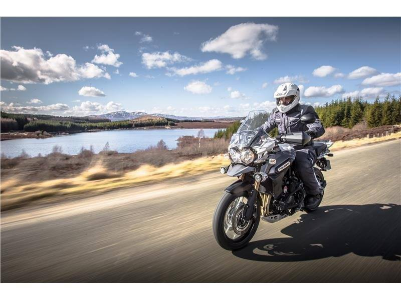 2015 Triumph Tiger Explorer XC ABS in Shelby Township, Michigan