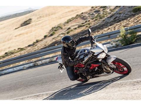 2015 Triumph Street Triple RX ABS in Dallas, Texas
