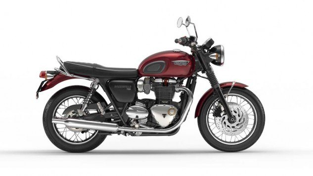 2016 Triumph Bonneville T120 in Simi Valley, California