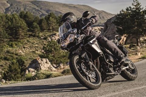 2016 Triumph Tiger 800 XR in Dallas, Texas