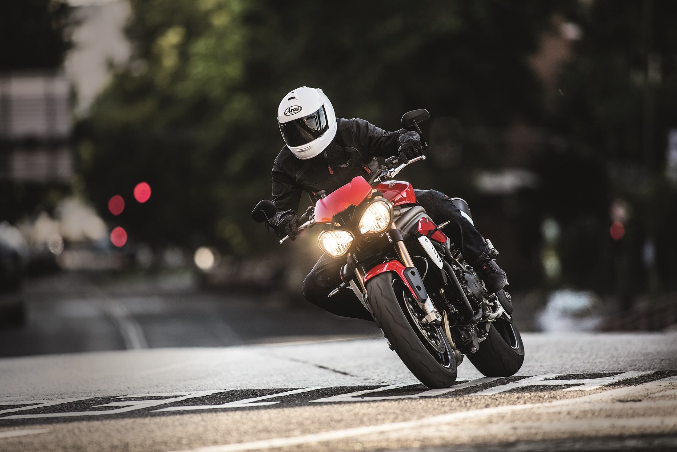2016 Triumph Speed Triple S ABS in Stuart, Florida